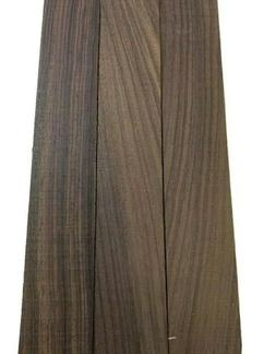 3 PIECES, INDIAN ROSEWOOD THIN STOCK BOARDS LUMBER CRAFTS WO